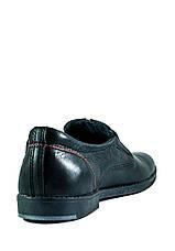Туфли мужские Maxus НФ рез черные (40), фото 2