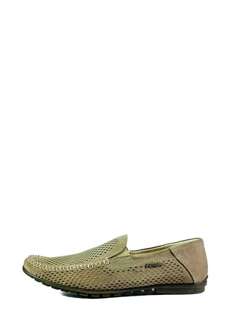Туфли мужские Maxus Марс пр светло-коричневые (40)