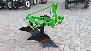 Плуг польский Bomet 2х25, для минитрактора трактора. Оригинал. Бомет 2*25 Польща. Доставка по Україні