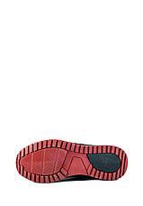 Кроссовки мужские Maxus Лакоста-2 черная кожа-замша (40), фото 3