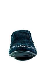 Мокасини чоловічі Maxus синій 15912 (39), фото 2