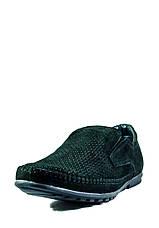 Мокасини чоловічі Maxus чорний 15910 (44), фото 3