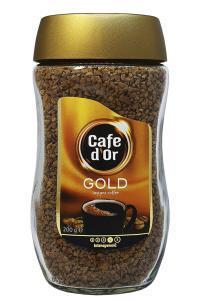 Кофе растворимый Cafe d'Or Gold 200 г