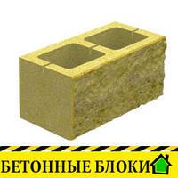 Блок бетонный декоративный