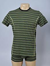 Мужские футболки (хлопок) полоска, фото 2