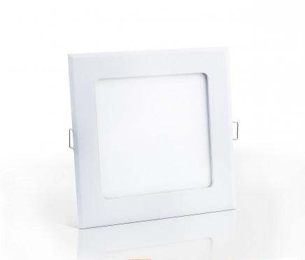 Светильник  LED-S-225-18 18Вт 6400K квадр. встр. 225*225мм