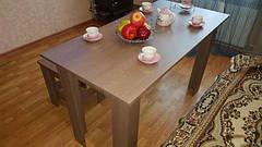 Стол обеденный, кухонный, гостевой 1200x600