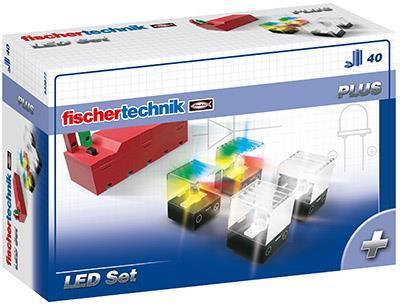 Дополнительный набор fisсhertechnik PLUS LED подсветкa FT-533877