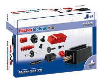 Дополнительный набор fisсhertechnik PLUS Набор двигателя XS FT-505281