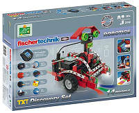 Конструктор fisсhertechnik ROBOTICS TXT Набор открывателя FT-524328