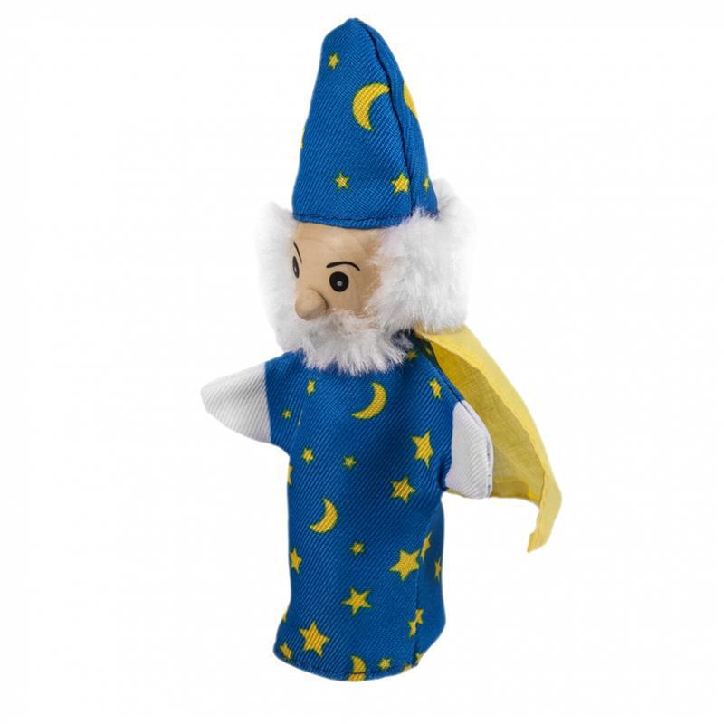 Кукла goki для пальчикового театра Волшебник SO401G-2