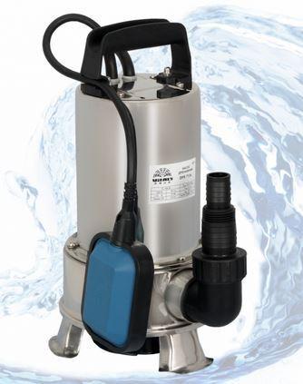 Насос погружной дренажний для брудної води Vitals aqua DPS 713s