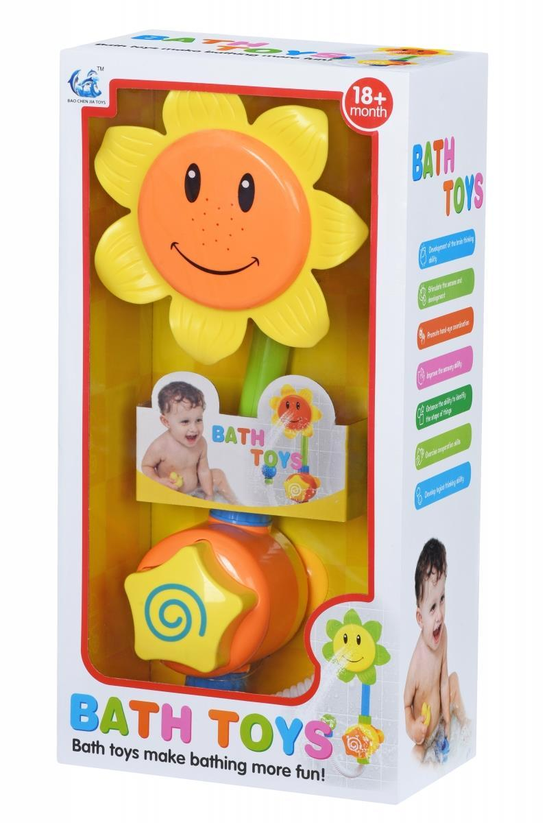Іграшки для ванної Same Toy Puzzle Sun Flower 9904Ut