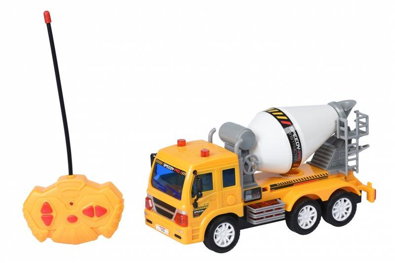 Машинка на р/у Same Toy CITY Бетономешалка F1602Ut
