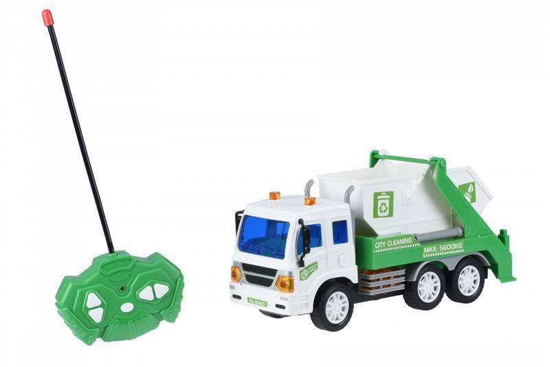 Машинка на р/у Same Toy CITY Вантажівка з контейнером F1640Ut