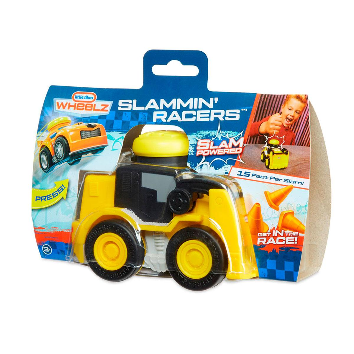 "Машинка серии ""Slammin' Racers""- ПОГРУЗЧИК"
