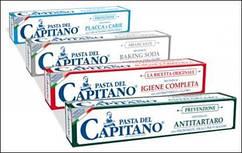 Зубная паста pasta del Capitano 100g. (Италия)