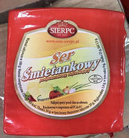 Cыр/Сир Сметанковий Серпс/Smietankowy Sierpc (Польша) - 240 грн/кг брусок 500 г