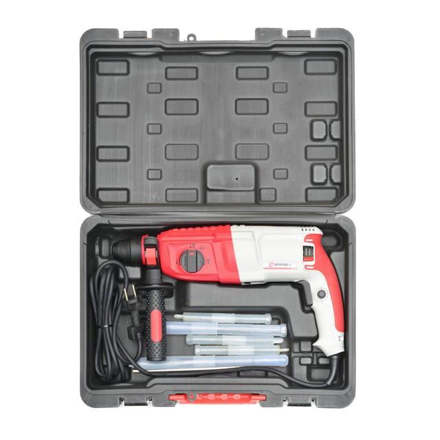 Перфоратор SDSplus 850 Вт, 0-900 об/мин,0-4400уд/мин,