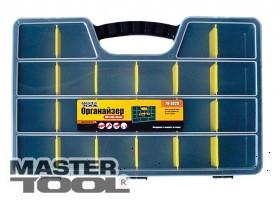 """MasterTool  Органайзер с ручкой 22 секции, 20"""" (510*325*65 мм), Арт.: 79-3020"""