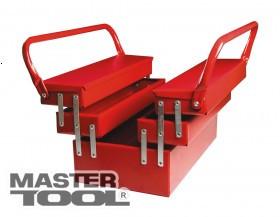 MasterTool  Ящик металлический 550мм, 5 отделений, Арт.: 79-5505