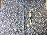 Электропростыня флис 160*120см