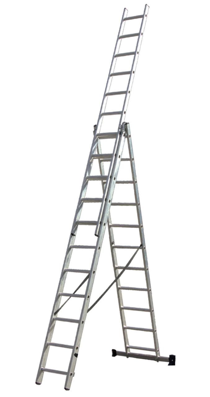 Лестница универсальная Кентавр 3х8м (2,28м)