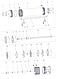 Насос центробежный скважинный 0.75кВт H 111(85)м Q 45(30)л/мин Ø80мм AQUATICA (DONGYIN) (777104), фото 5