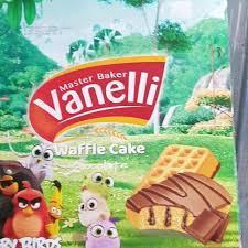 Бисквит Vanelli Angry Birds, 40 г (Турции) - 12 грн