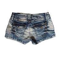 Шорты и капри женские джинсовые