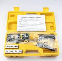 Пресс ручной гидравлический YQK-120==> для опрессовки кабельных наконечников от 4 до 120 мм², фото 1