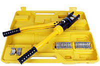 Пресс ручной гидравлический YQK-240==> для опрессовки кабельных наконечников от 10 до 240 мм²