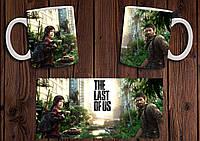 """Чашка """"The Last of Us"""" / Кружка Одни из нас №2"""