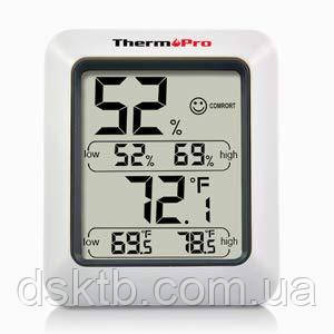 Термо-гигрометр ThermoPro TP-50 (-50°C до 70°C), фото 2