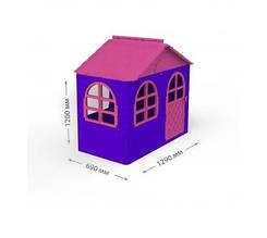 "KM02550/10 DOLONI-TOYS ""Будинок з шторками"" артикул"