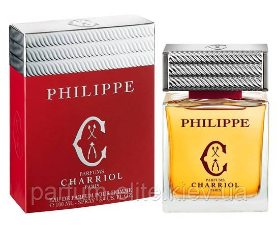 Мужская парфюмированная вода Charriol Philippe Pour Homme 100ml(test)