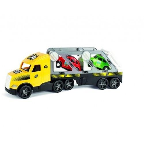 "KM36230W "" Magic Truck"" з авто купе машина"