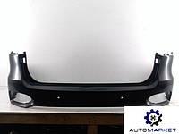 Бампер задний верх 18- Kia Sorento 2015- (UM)