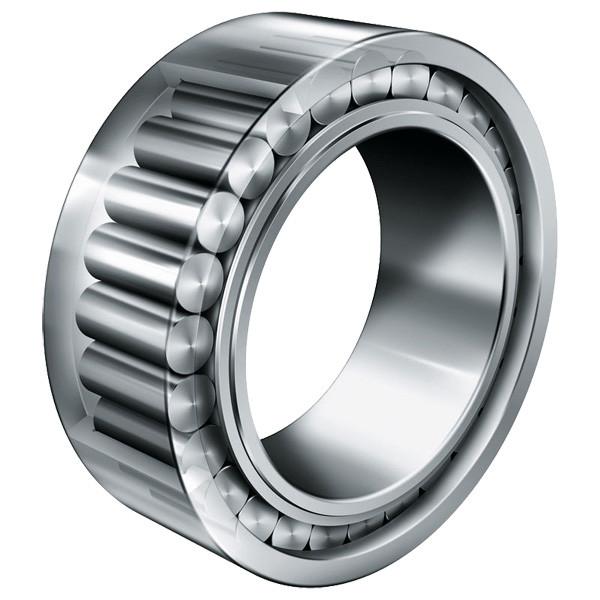 Подшипники роликовые игольчатые с наружным кольцом со сквозным отверстием без сепаратора