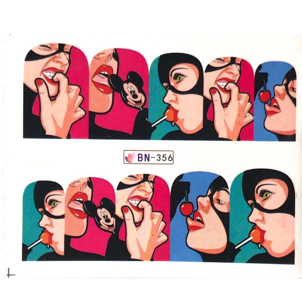Слайдер Comics BN 356
