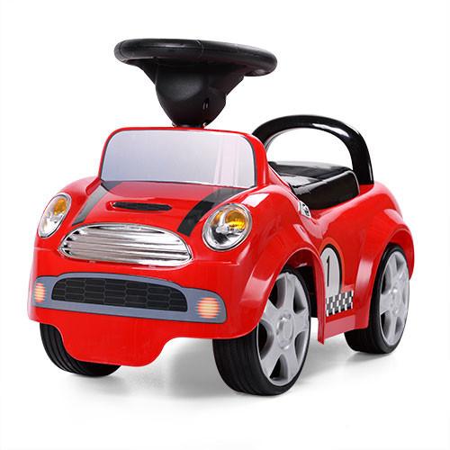 Машина Толокар 536 детская с резиновыми колесами