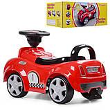 Машина Толокар 536 детская с резиновыми колесами, фото 4