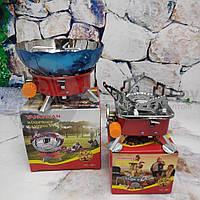 Оригинальная портативная газовая плита k-202. Топ качество!