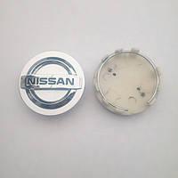 Колпачок в диск Nissan 56*59 мм