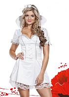 """Костюм """"Белоснежка"""" (платье, ободок) S, M"""