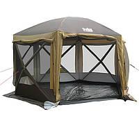 Тент туристический, кемпинговый Green Camp GC2905-SD