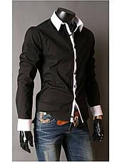 Сорочка чоловіча стильна, фото 2