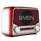 Радиоприемник Sven SRP-525 Red, фото 3