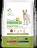 Trainer Natural  Sensitive Plus Adult Medium & Maxi With Horse, 3 кг