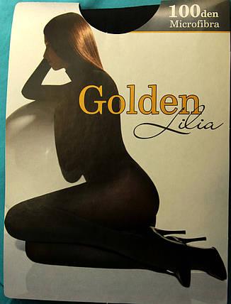 Колготки женские Golden Lilia 100 ден,разные цвета, фото 2